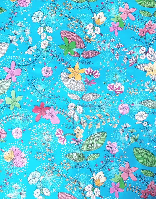 Provence, Kitsch Kitchen Mexican Oilcloth Fabric