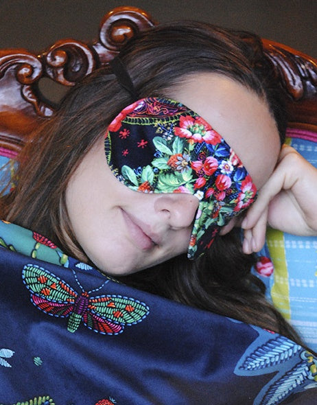 Opera Sleeping Mask Sewing Kit , Odile Bailloeul