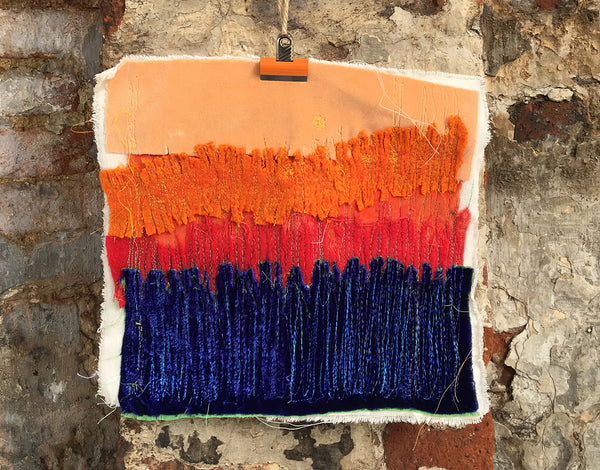 Creative Textiles Free Machine Embroidery - Part Two | Chichester Sewing Workshop