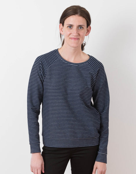 Linden Sweatshirt, Grainline Studio Sewing Patterns