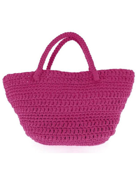Plum Avila Beach Bag Crochet Kit