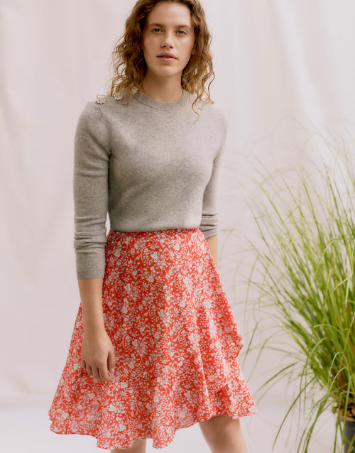 Liberty Zina Wrap Skirt Sewing Pattern