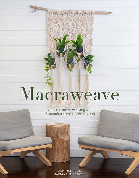 Macraweave Book by Amy Mullins