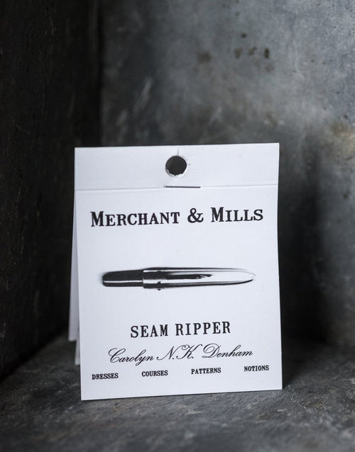 Seam Ripper, Merchant & Mills