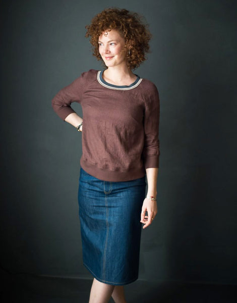 The Clementine, Merchant & Mills Patterns Sewing Pattern