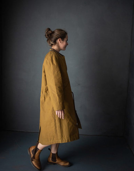 Merchant & Mills Patterns Sewing Pattern, The TN31 Parka Coat