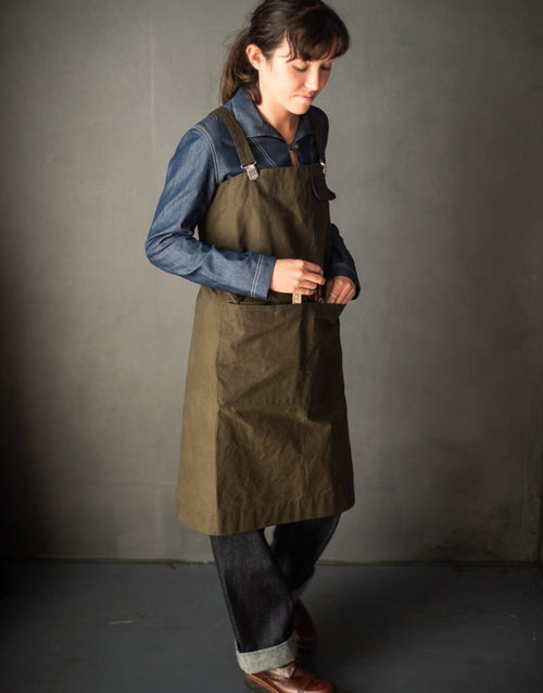 Victor Apron, Merchant & Mills Patterns Sewing Pattern