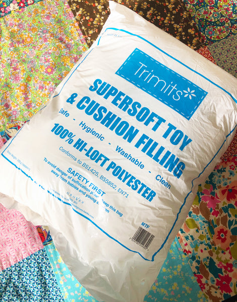 Polyester Toy & Cushion Stuffing, 250g