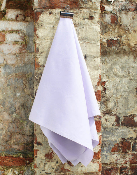 Plain Cotton Poplin Fabric, Lilac Purple