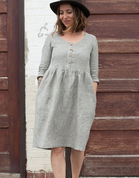 Hinterland Dress, Sew Liberated Sewing Pattern