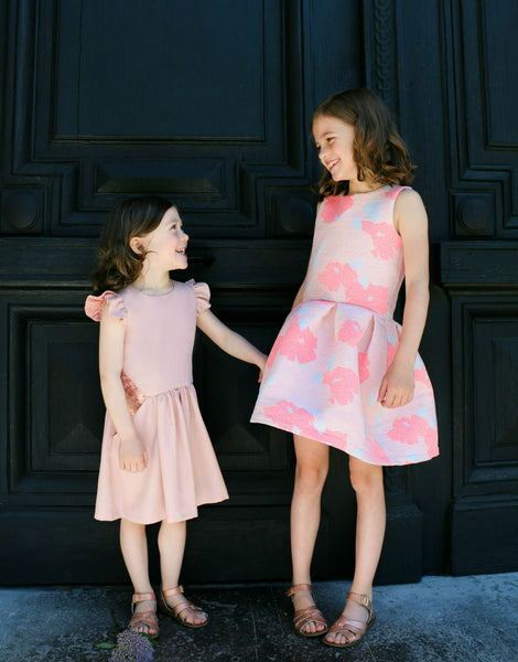 Hanami Dress, Straightgrain Girl's Sewing Pattern