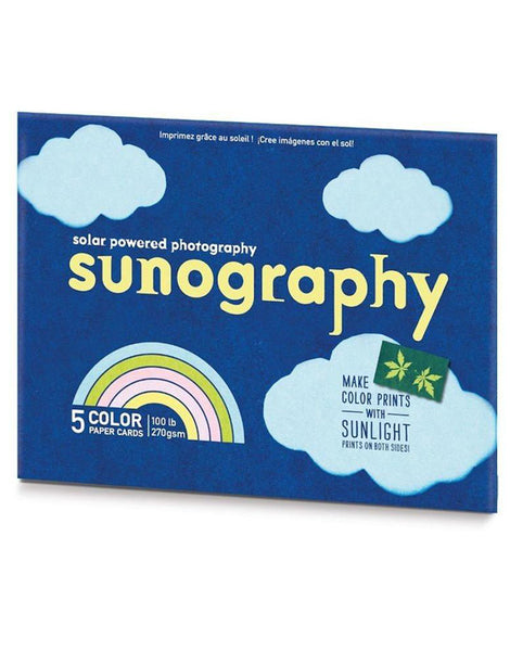 Sunography Paper Cards