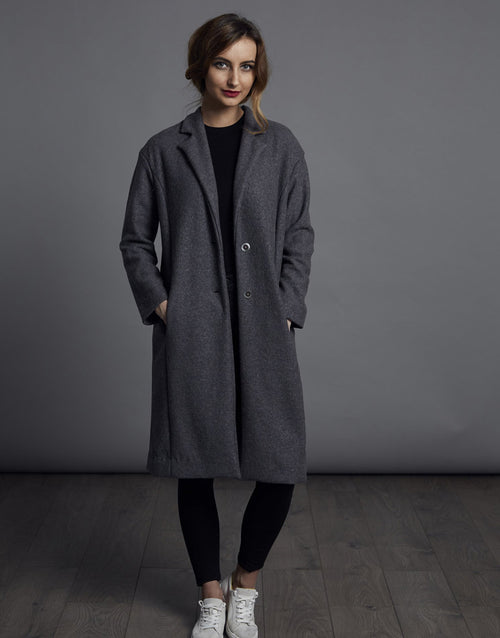 The Coat, The Avid Seamstress Sewing Pattern