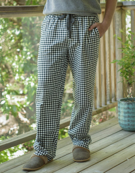 Eastwood Men's Pyjama Bottoms Sewing Pattern