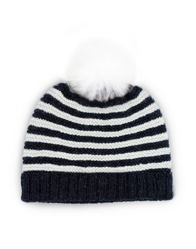 Apres Hat Knitting Kit from Toft
