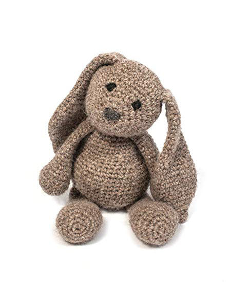 Emma the Bunny, Crochet Kit from Toft Edward's Menagerie