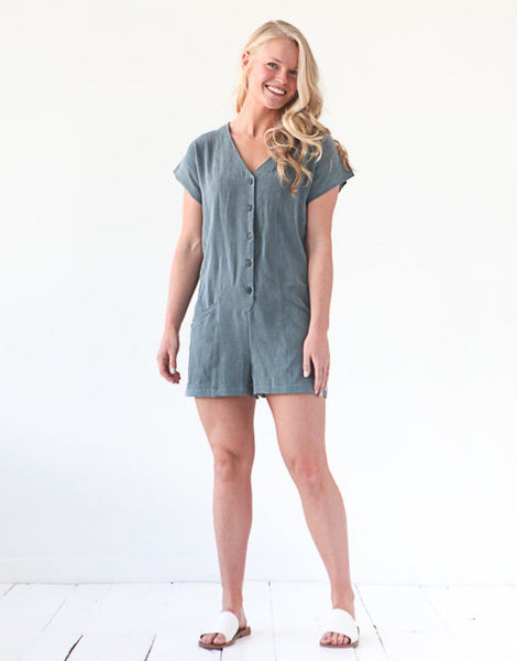 Yari Jumpsuit, True Bias Sewing Patterns