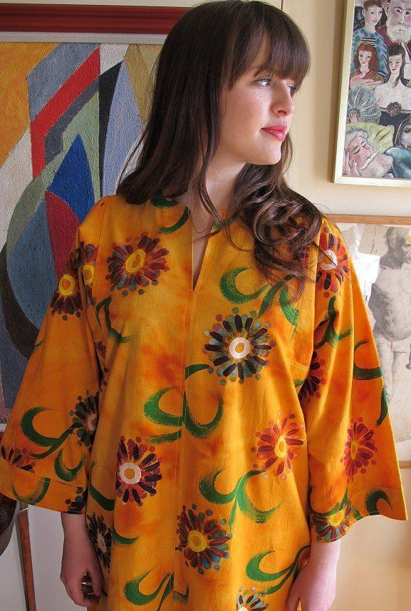 Lola Cotton Kaftan