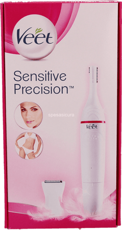 Veet Sensitive Precision Trimmer & Beauty Styler - Face and Bikini