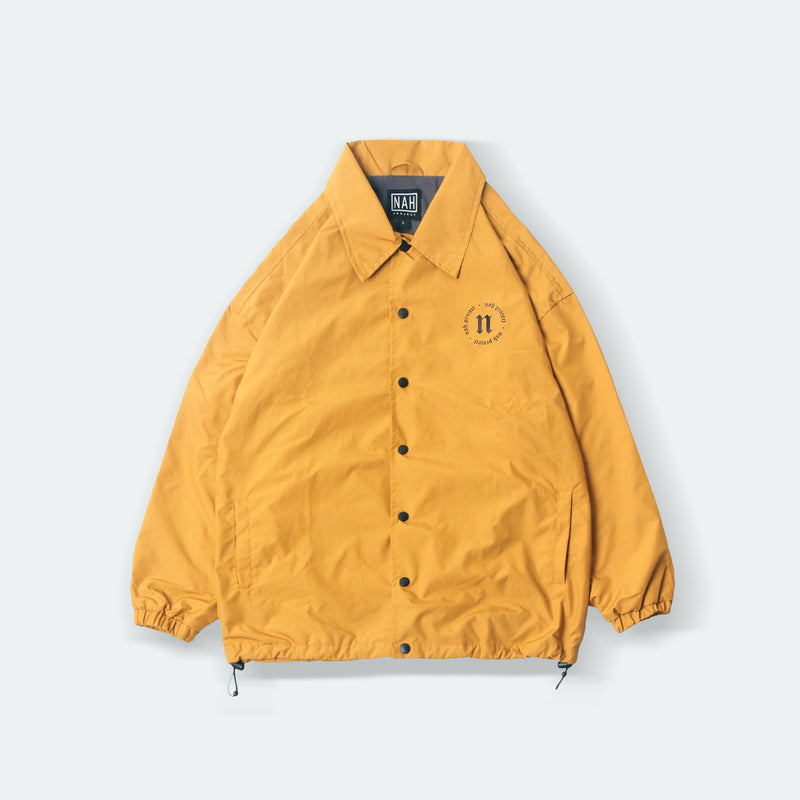 Coach Jacket Day Mustard
