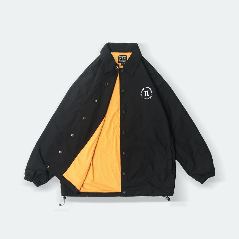 Coach Jacket Night Black