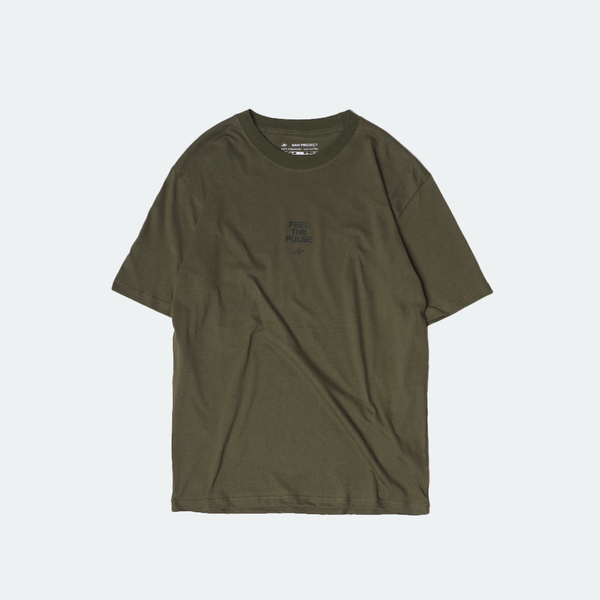 Basic Pulse Tee Green