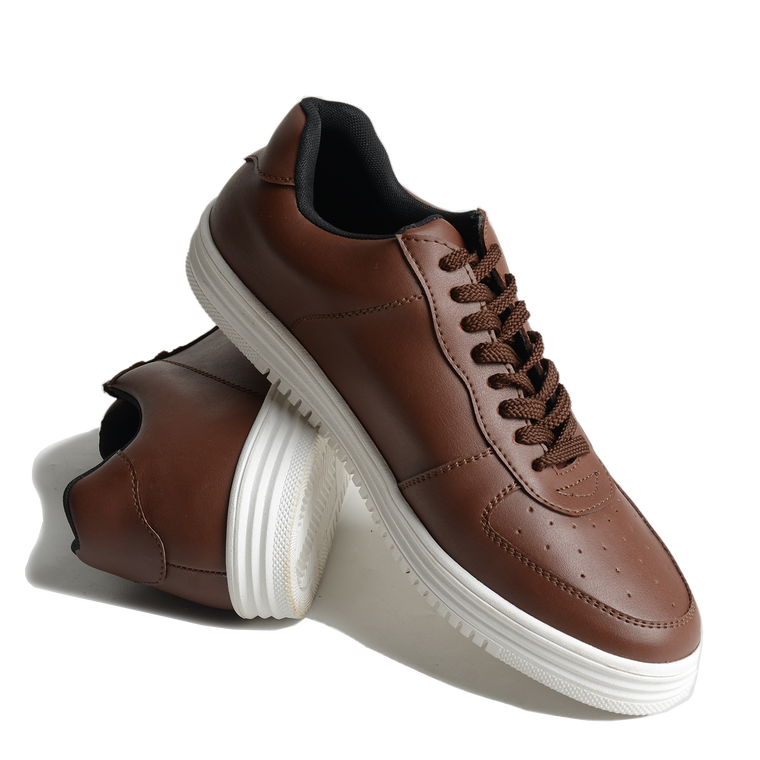 SN-04 Brown White