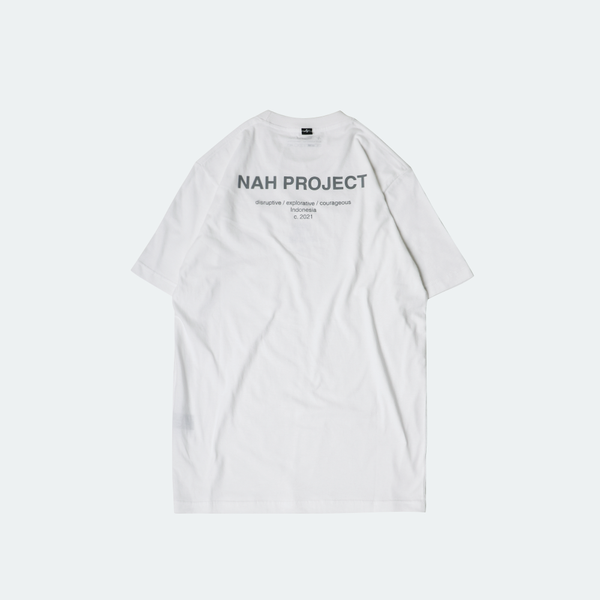 Basic Pulse Tee White