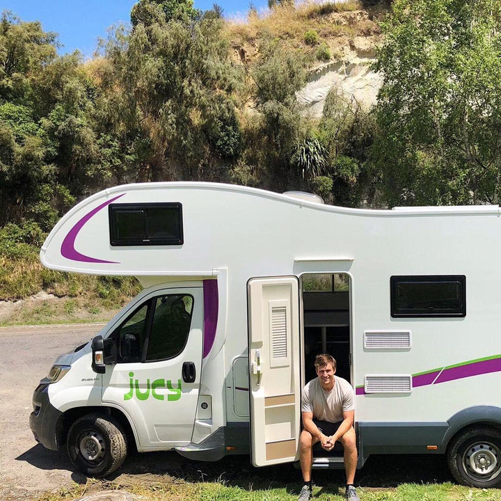 Vanlife: How to campervan in New Zealand for free