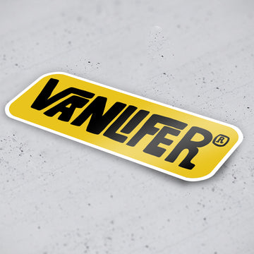 Classic Vanlife Stickers