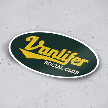 'Social Club' Stickers