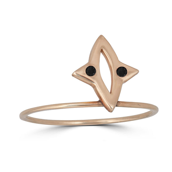 Marquise Star Ring