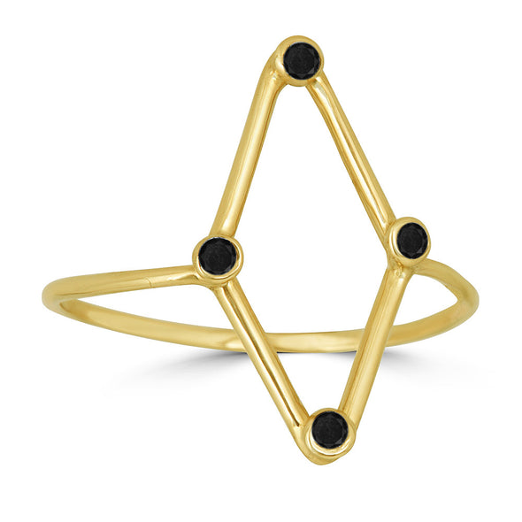 Linea Kite Ring