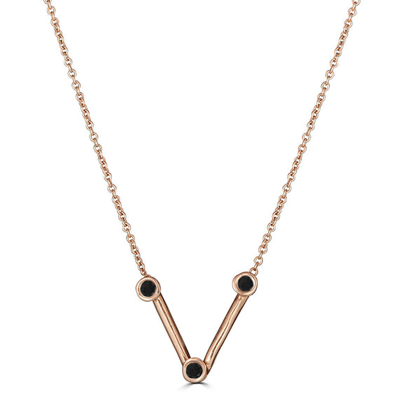 Linea V Necklace