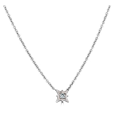 Mini Star Charm Necklace
