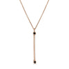 Linea Vertical Necklace