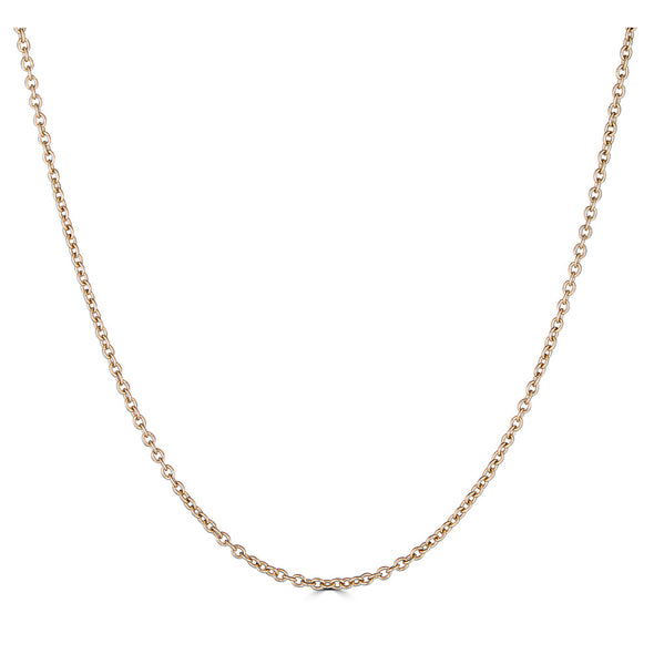 Le Basic cable chain necklace