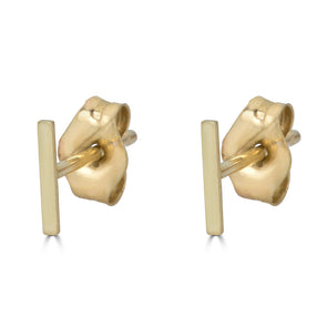 Shapes Line Stud Earring