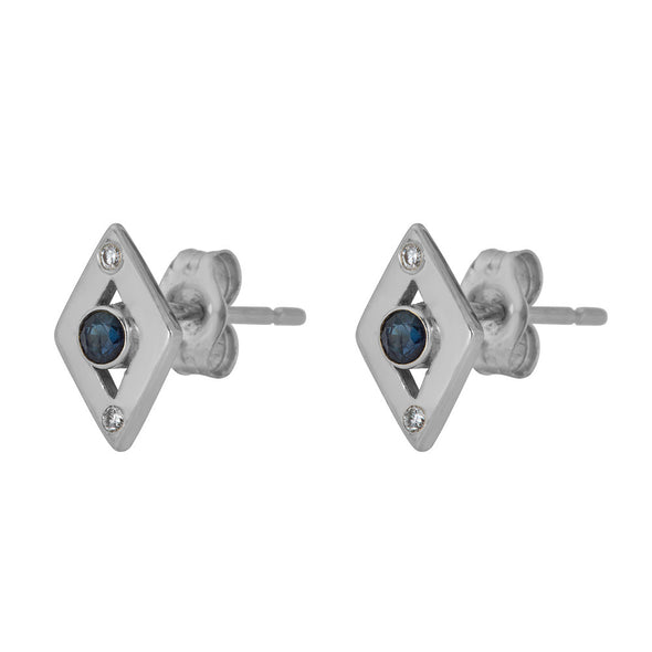 Evil Eye Earring (single)