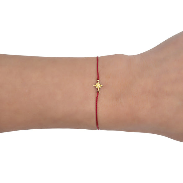 Mini Star string Bracelet