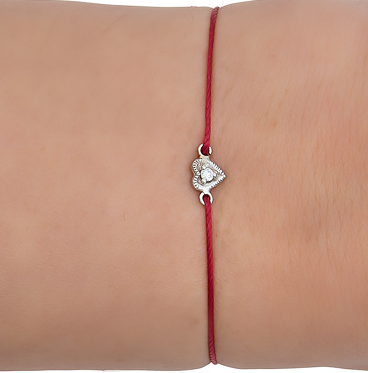 Mini Heart string Bracelet