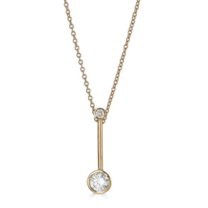 Linea Balance Necklace