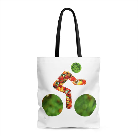 bicycle day lettuce tote