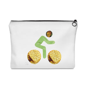 bicycle day lady pouch