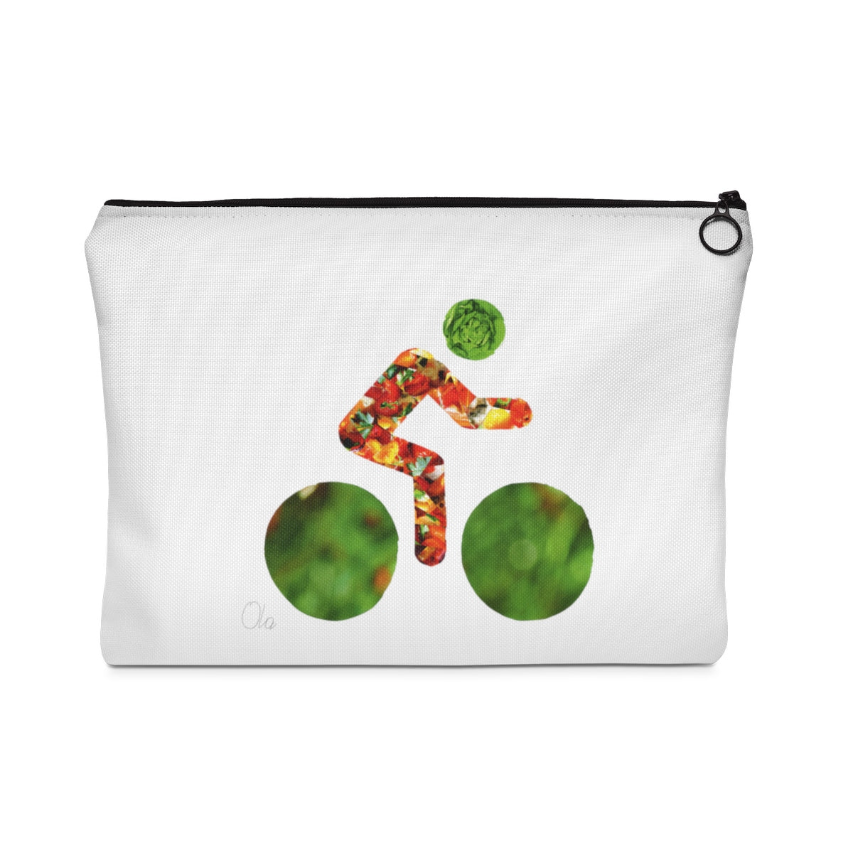 bicycle day lettuce pouch