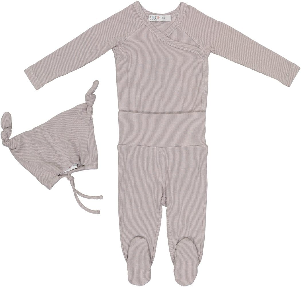 Coco Blanc Grey Baby Gift set