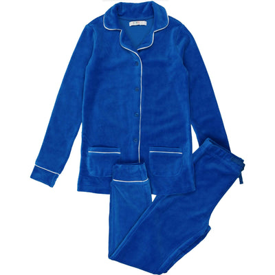 Velour Grandpa Pajamas