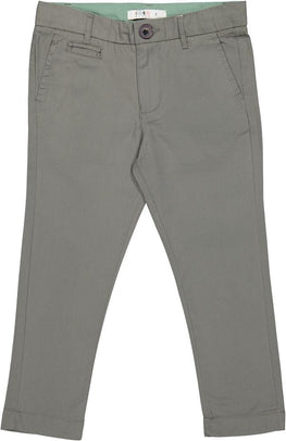 Coco Blanc Pewter Chino Pants