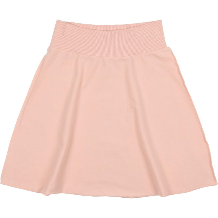 French Terry Skirt - CocoBlanc