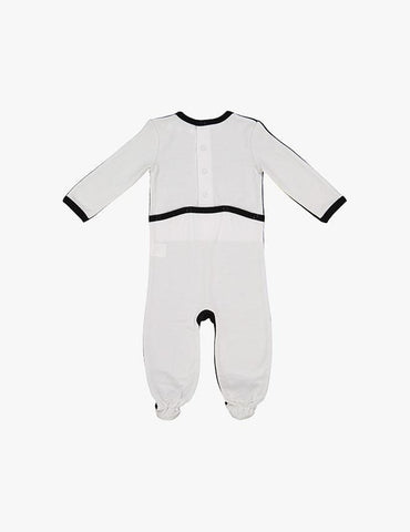 Color Blocked Onesie